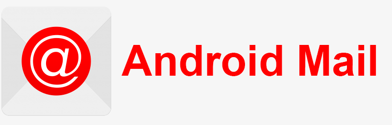 LogoTipo Android Mail