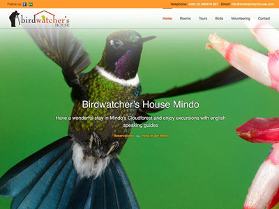 Birdwatcher's House Lodge