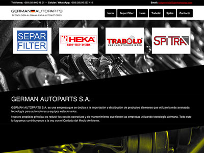 German Autoparts